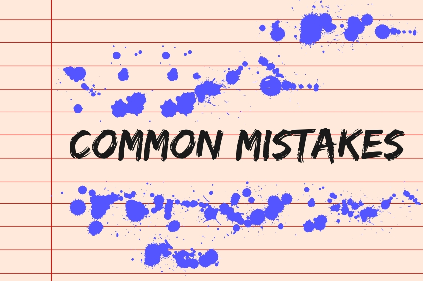 Top  Mistakes To Avoid On Your Residency Personal Statement