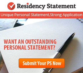 Residency Statement's Blog